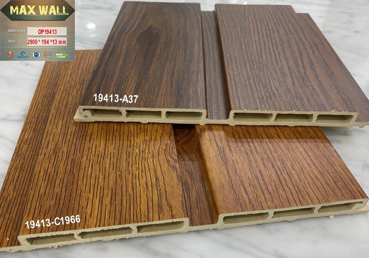 Nhựa  giả gỗ được ưa chuộng