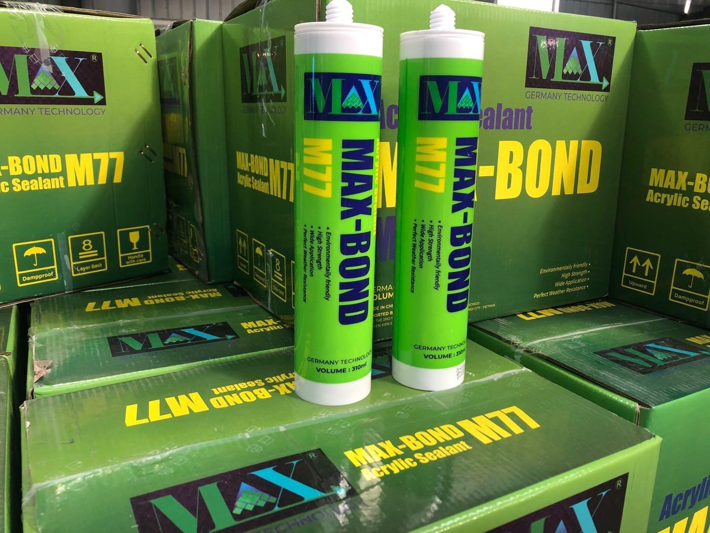 Keo silicon Max - bond M77