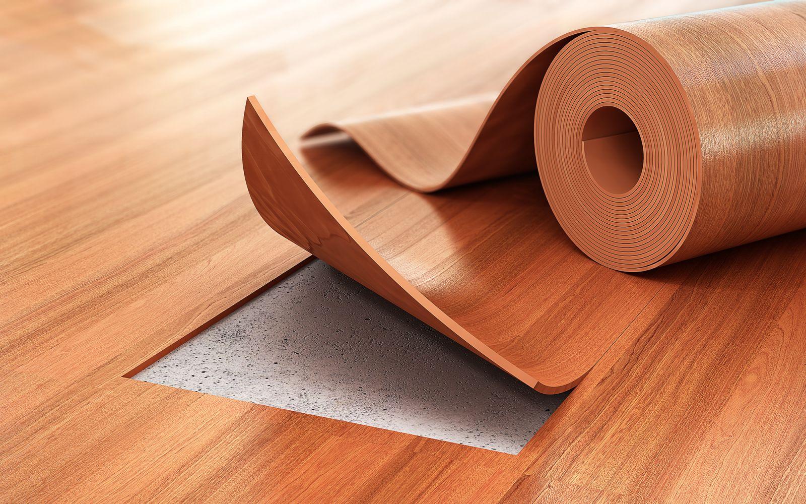 Lợi ích của sàn nhựa Vinyl cuốn